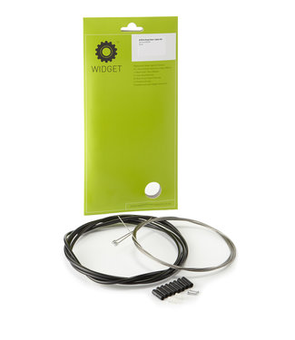Widget Components Widget Components Gear Cable Kit Shimano/SRAM black Set