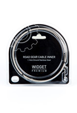 Widget Components Widget Components Premium Gear Cable Inner 1.1mm Ground Stainless Steel, Shimano/SRAM 2.1m