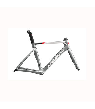 Argon 18 ARGON 18 - NITROGEN DISC COOL GREY METALLIC GLOSS MEDIUM 2020 FRAMESET