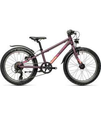 Cube CUBE ACID 200 ALLROAD PURPLE/ORANGE 2021