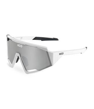 KOO Koo, Spectro, White Frame, Super Silver Mirror