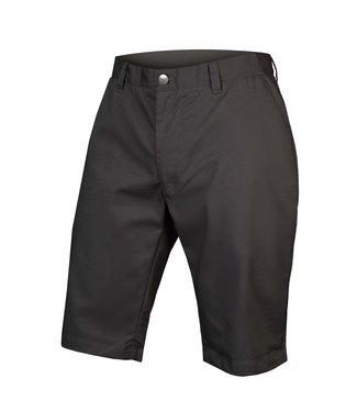 Endura Endura Hummvee Chino Short with Liner Short: Grey - XL