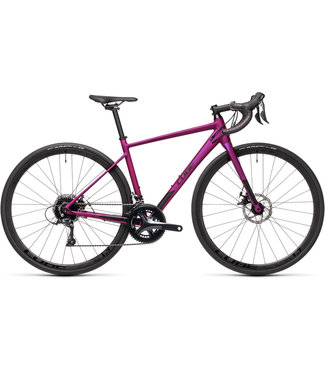 Cube Cube Axial WS Pro 2021 Purple/Black 50cm