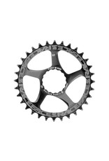 Race Face RaceFace Narrow Wide Chainring: Direct Mount CINCH, 32t, Black
