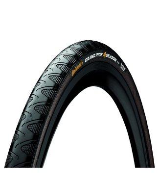 Continental Continental Grand Prix 4 Season 700 x 25C - Vectran - Folding Tyre Black