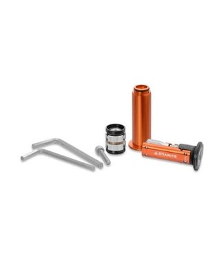 Granite-Design Granite Design Stash RCX Tool Kit with Compression Plug Orange