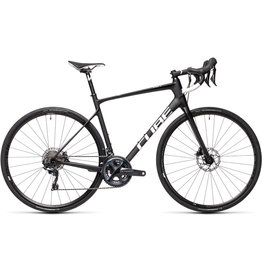 Cube Cube Attain GTC SL 2021 53cm - Black n White