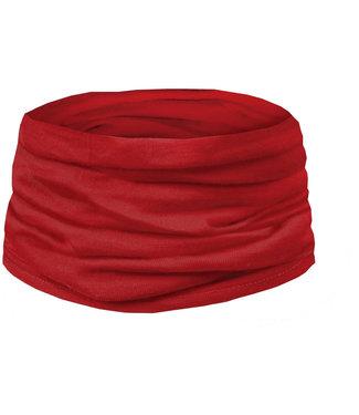 Endura Endura BaaBaa Merino Multitube: Rust Red - One Size
