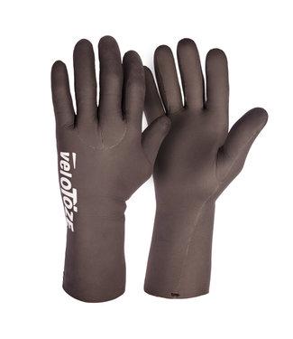 Velotoze VeloToze Waterproof Cycling Gloves, Medium, Black