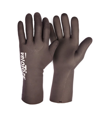 Velotoze VeloToze Waterproof Cycling Gloves, XL, Black