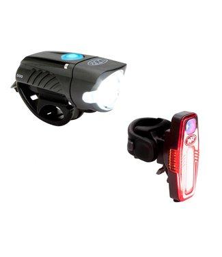 NiteRider NITERIDER SWIFT 500 / SABRE 110 COMBO LIGHT SET: BLACK