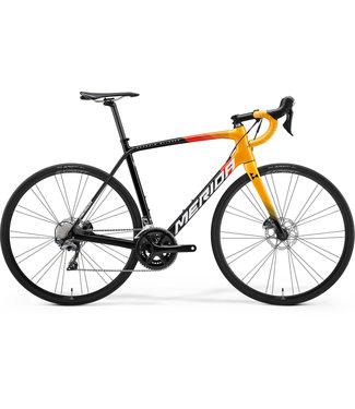 Merida Merida Scultura Disc 5000 2021 Road Bike - Bahrain/Mclaren Size M/L 54cm