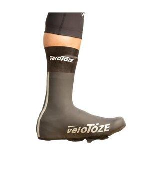 Velotoze VeloToze Shoe Covers - Neoprene, Black - L (43.5-47)