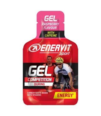 Enervit Enervit Gel Raspberry 25ml with Caffeine