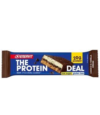 Enervit Enervit Protein Deal Bar 55g Choco Vanilla