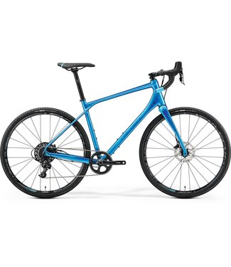 Merida Merida Silex 600 2020 - (L) 53cm Blue/Blue