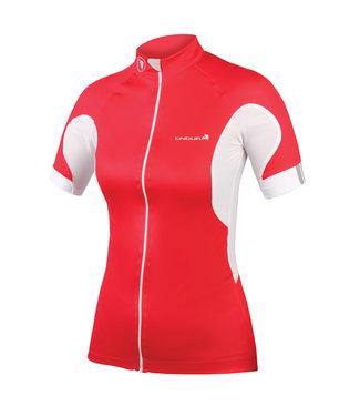 Endura Endura WMS FS260-PRO II Jersey - Red and White - L