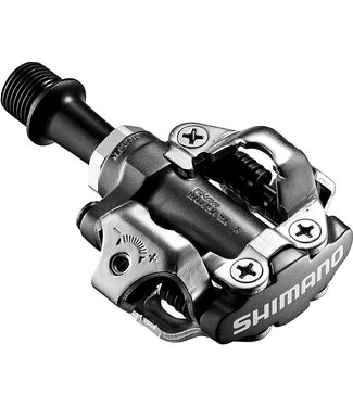 Shimano Pedals PD-M540 MTB SPD Pedals - Two Sided Mechanism, Black 9/16 inches