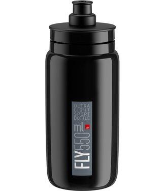 Elite Elite Fly Bottle Black w/ Grey Logo 550ml