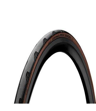 Continental Continental Grand Prix 5000 700 x 25 Black/Transparent foldable skin