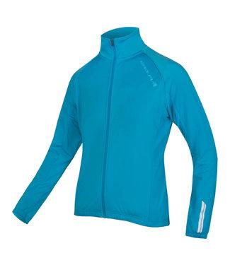 Endura Endura Wms Roubaix Jacket: Ultramarine - Small