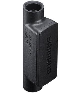 Shimano Non-Series Di2 EW-WU111 E-tube Di2 wireless unit, inline Black