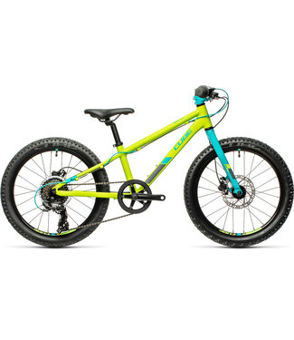 "Cube Cube Acid 200 Disc 2021 - 20"" - Green and Petrol"