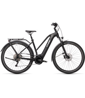 Cube Cube Touring Hybrid Pro 500 2021 - Small (T50cm) - Black and White)