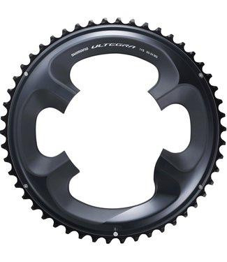 Shimano Spares Shimano FC-R8000 chainring, 50T-MS for 50-34T 50 teeth