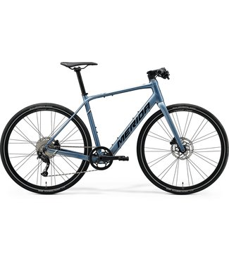 Merida Merida eSpeeder 200 2021 - Medium (51cm) - Steel Blue/Black