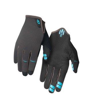 Giro Giro DND MTB Cycling Gloves 2020: Coal/Iceburg - Extra Large