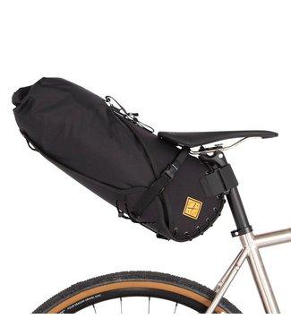 Restrap RE-Strap Saddle Bag Holster w/bag, Large (14L) - Black