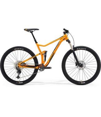 """Merida Merida One-Twenty 400 2021 - Orange and Black - Large (17"""")"""