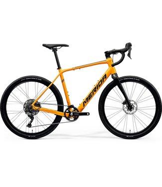 Merida Merida eSILEX+ 600 Electric Gravel Bike - Medium (51cm) - Orange and Black
