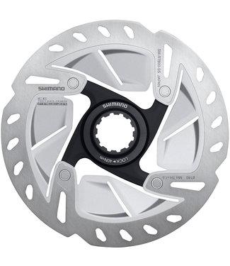 Shimano Ultegra SM-RT800 Ultegra Ice Tech FREEZA Centre-Lock rotor, 160 mm Silver / Black Centre Lock - 160 mm