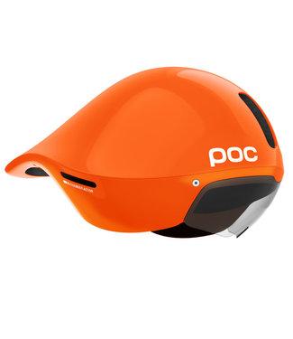 POC POC TEMPOR Aero Helmet Fluo Orange
