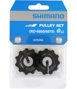 Shimano Spares Shimano Ultegra RD-6800/6870 tension and guide pulley set
