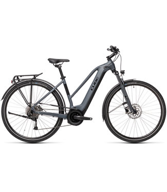 Cube Cube Touring Hybrid One 500 2021 - Extra Small (T46cm) - Grey and Black