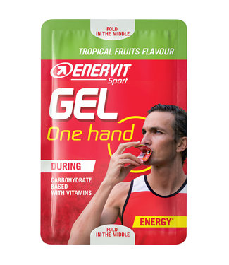 Enervit Enervit One Handed Gel Tropical Fruits Flavour