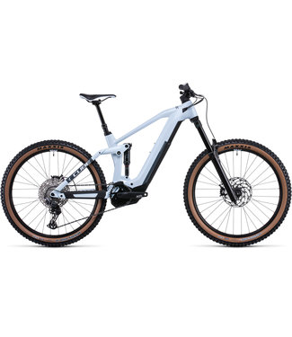 Cube CUBE STEREO HYBRID 160 HPC RACE 625 WHITE/GRY 2022 MEDIUM (PRE ORDER FOR OCT 2021 DELIVERY)