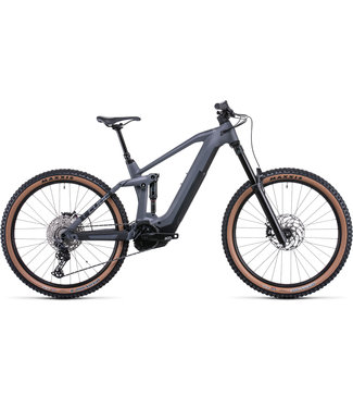 Cube CUBE STEREO HYBRID 160 HPC RACE 625 GREY 2022 MEDIUM (PRE ORDER FOR OCT 2021 DELIVERY)