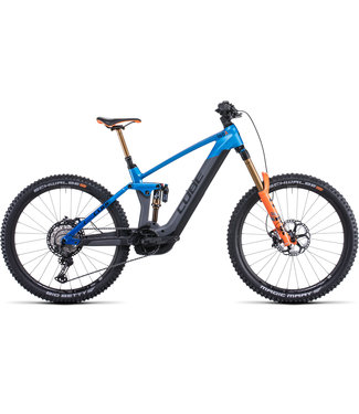 Cube CUBE STEREO HYBRID 160 HPC ACTIONTEAM 750 27.5 2022 LARGE (PRE ORDER FOR NOV 2021 DELIVERY)