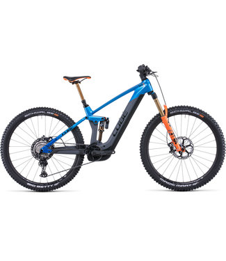 Cube CUBE STEREO HYBRID 140 HPC ACTIONTEAM 750 29ER 2022 LARGE (PRE ORDER FOR DEC 2021 DELIVERY)