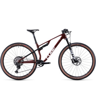 Cube CUBE AMS ZERO99 C:68X RACE 29er LIQUID-RED/CARBON 2022 LARGE (ONLY 1 AVAILABLE ON PRE ORDER FOR FEB 2022 DELIVERY)