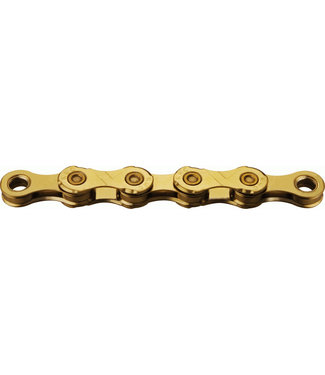 KMC KMC E12 Ti-N Gold 130L Chain