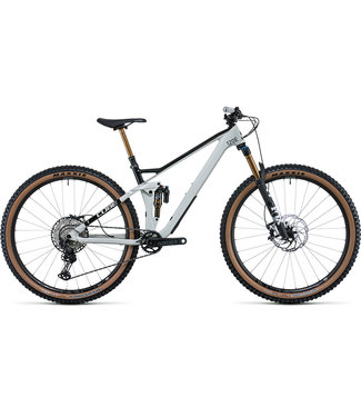Cube CUBE STEREO 120 HPC EX 29 GREY/CARBON 2022 LARGE  (PRE ORDER FOR MARCH 2022 DELIVERY)