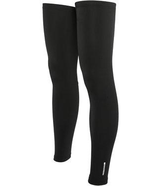 Madison Clothing Isoler Thermal leg warmers, black medium