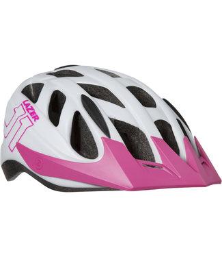 Lazer Lazer J1 Helmet, White/Pink, Uni-Youth