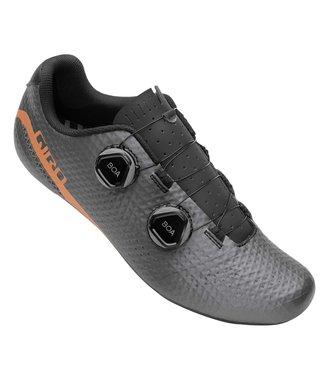 Giro GIRO REGIME ROAD CYCLING SHOES 2022: BLACK/COPPER 43
