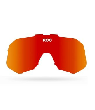 KOO Koo, Demos Lenses, Red Mirror, Uni